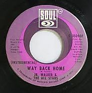 "52. ""Way Back Home"" - Jr. Walker & the All Stars"