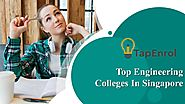 Top Engineering Colleges In Singapore
