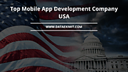 Top Mobile app development company USA