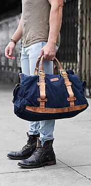 Gym Bags - Leather Nylon and Canvas Sports Backpacks