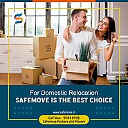 Hire Best Packers and Movers For Relocating To Bangalore