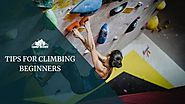 TIPS FOR CLIMBING BEGINNERS - Camp Buddy