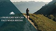 7 PROBLEMS YOU CAN FACE WHEN HIKING - Camp Buddy