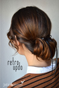 Join the Mood: RETRO UPDO