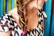 How To Style a Fishtail Braid - A Beautiful Mess