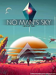 No Man's Sky Crack Torrent PC Game Full Version Highly Compressed