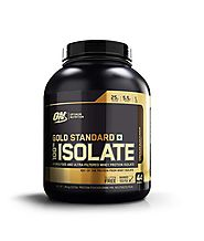 Optimum Nutrition (ON) Gold Standard 100% Isolate Whey Protein Powder - 3.0 lb, 44 servings (Chocolate Bliss)