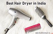 Best Hair Dryer in India- Reviews and Shopping Tips