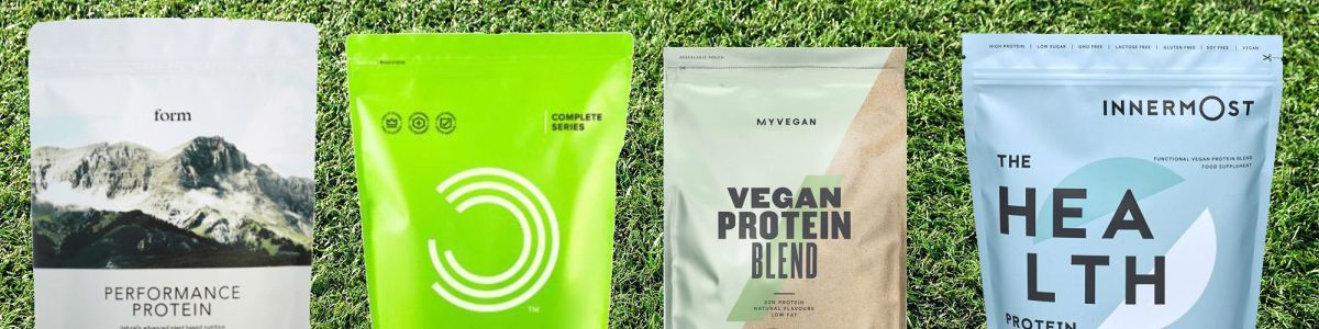 Headline for Amazing Vegan Protein Powders to supplement your Vegan Lifestyle