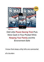 Hank Tharp:The Nomad Power System PDF Ebook Free Download The Nomad Power System Ebook Hank Tharp | Joomag Newsstand
