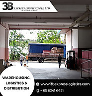 Warehousing Logistics Services, Freight Forwarding, Logistics and Distribution Services in Singapore