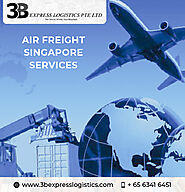 Leading Logistics Company Singapore Freight Forwarding and Warehouse Services Singapore Expert