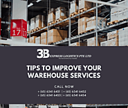 Tips To Improve Your Warehouse Services