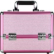 Professional Makeup Train Case Online | Cosmetic Travel Cases | Verbeauty | Verbeauty