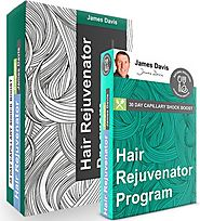 Hair Rejuvenator Program eBook Review | Hair, Mini mason jars, Healthy hair growth