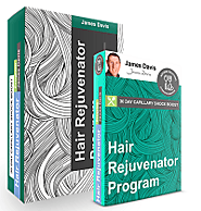 Hair Rejuvenator Program Review - A Real Hair Loss Cure?