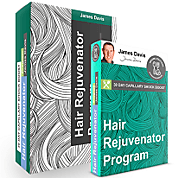 Hair Rejuvenator Program By James Davis - Our Full Review