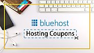 Bluehost Coupon Code 2020 [$2.65] ⇒ 75% Off + $200 Credit + Domain