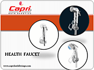 Health Faucet Suppliers