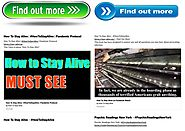 How To Stay Alive - #HowToStayAlive | Pandemic Protocol by HowToStayAlive - Issuu
