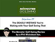 Monster Golf Swing System Review | Phil-Mickelson.com