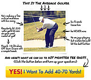 Monster golf swing Review – Can it improve your golf swing – The proper golf swing is it possible to acheive The Perf...