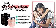BEST GIFTS FOR MOM FROM SON – REMEMBER I LOVE YOU MOM