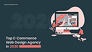 Top eCommerce Web Design Agency in 2020 | WebClues Global
