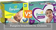 Pampers Swaddlers vs Cruisers Comparison | Real Differences 2020