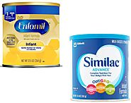 Similac Vs Enfamil: How To Choose The Right & Best Baby Formula?