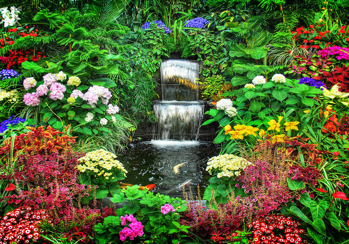 Headline for Great Garden Makeover Ideas You Must Try!