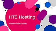 Website hosting provider