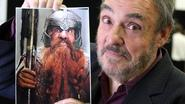 The actor who plays Gimli, is also the voice of Man Ray on Spongebob Squarepants.