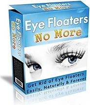 Eye Floaters No More | Eye floaters cure, Eye floaters causes, Eye floaters treatment