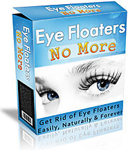 Eye Floaters No More Review – Find if This Program is Worth a Try? - Leah's Fitness