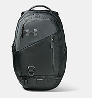 Under Armour Hustle 3.0 Backpack or UA Hustle 4.0 Backpack