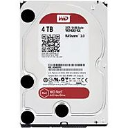 "4TB WD Red SATA III 3.5"" Internal NAS Hard Drive"