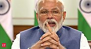 PM Modi to share video message at 9 am on April 3 - The Economic Times