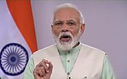 Coronavirus | Switch off all lights and light lamps at 9 pm on April 5, says PM Modi - The Hindu