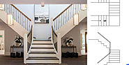 Types of stairs | 9 Best Staircase Dimensions