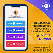 Best Virtual Number Service | No Setup Fees or Contracts