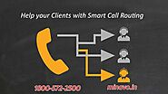 Help your Clients with Smart Call Routing - Minavo™ Telecom Networks