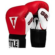Title Gel Intense Training/Sparring Gloves
