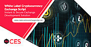 Cryptocurrency Exchange Script | Altcoin Trading Script - CES