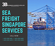 Sea Freight Singapore Freight Forwarding and Transportation Service Singapore
