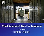 Most Essential Tips For Logistics