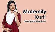Maternity Kurtis – Flaunt Your Bump with Style and Comfort