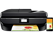 HP Officejet 5255 Setup & Driver Download | Connect Printer Wireless