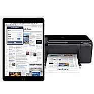 How To Setup Canon Printer On Ipad | Airprint & Canon Print App