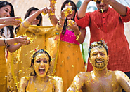 30 Best Haldi Photos From Indian Weddings You Cannot Miss!